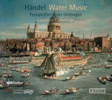 ACC26407. HANDEL Water Music. Alexander's Feast