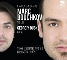 HMN916106. YSAŸE; CHAUSSON; BOUCHKOV Violin Works