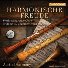 CHAN0809. Harmonische Freude