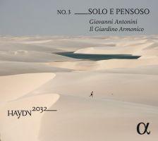 ALPHA672. Haydn 2032 – No 3, Solo e pensoso