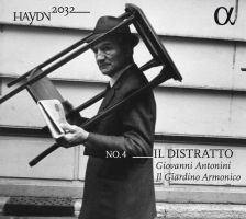 ALPHA674. Haydn 2032 – No 4, Il distratto