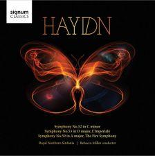 SIGCD434. HAYDN Symphonies Nos 52, 53 & 59