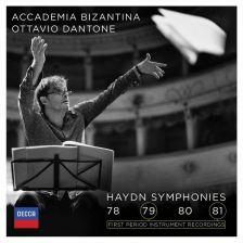 478 8837DH2. HAYDN Symphonies Nos 78 - 81