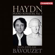 CHAN10998. HAYDN Piano Sonatas Vol 7 (Bavouzet)