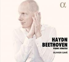 ALPHA385. BEETHOVEN; HAYDN Piano Sonatas (Cavé)