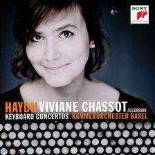 88985 40745-2. HAYDN Keyboard Concertos – HobXVIII:3, :4, :7 & :11