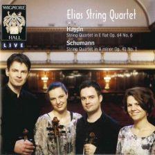 HAYDN String Quartet Op 64/6 SCHUMANN String Quartet Op 41/1