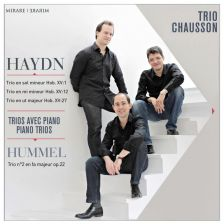 MIR271. HAYDN; HUMMEL Piano Trios