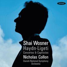 ONYX4174. HAYDN Piano Concertos Nos 4 & 11 LIGETI Piano Concerto