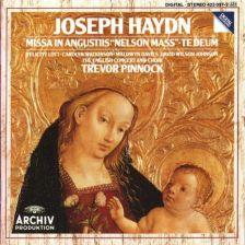 HAYDN Nelson Mass – Pinnock
