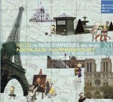 HAYDN Paris Symphonies – Harnoncourt