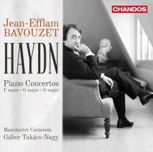 HAYDN Keyboard Concertos HobVIII/3, /4, /11