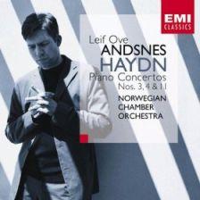 HAYDN Piano Concertos Nos 3, 4 & 11 – Andsnes
