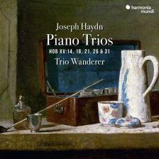 HMM90 2321. HAYDN Piano Trios (Trio Wanderer)