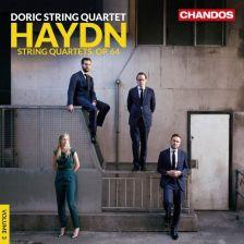CHAN10971. HAYDN Six String Quartets, Op 64 (Doric Quartet)