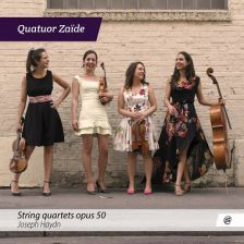 NMM027. HAYDN String Quartets Op 50