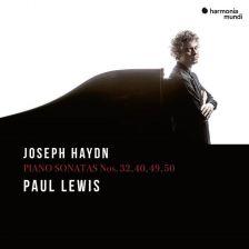 HMM90 2371. HAYDN Piano Sonatas HobXVI (Paul Lewis)