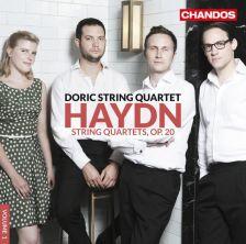 CHAN10831. HAYDN String Quartets Op 20 (complete)
