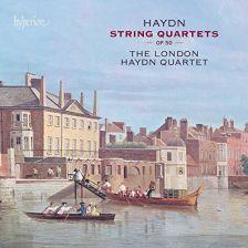 CDA68122. HAYDN String Quartets Op 50