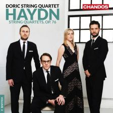 CHAN10886. HAYDN String Quartets Op 76