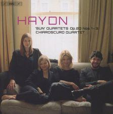 BIS2158. HAYDN Sun Quartets Op 20 Nos 1-3