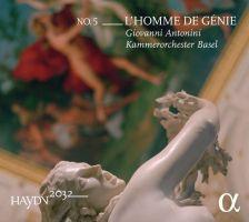 ALPHA676. HAYDN Symphonies Nos 19, 18 & 81 KRAUS Symphony