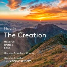 PTC5186 614. HAYDN The Creation (Orozco-Estrada)