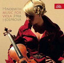 SU4147-2. HINDEMITH Solo Viola Sonatas