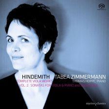 MYR011. HINDEMITH Viola Sonatas