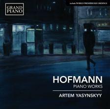 GP675. HOFMANN Piano Works
