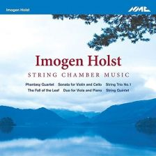 NMCD236. I HOLST String Chamber Music