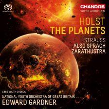 CHSA5179. HOLST The Planets STRAUSS Also Sprach Zarathustra