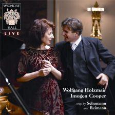 WHLIVE0063. Wolfgang Holzmair & Imogen Cooper: Songs by Schumann & Reimann