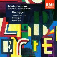 Honegger Orchestral Works