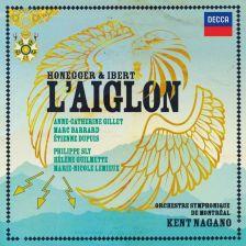 478 9502DHO2. HONEGGER/ IBERT L'Aiglon