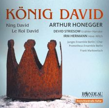 ROP6088. HONEGGER King David