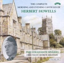 Howells Complete Morning & Evening Canticles, Vol 1