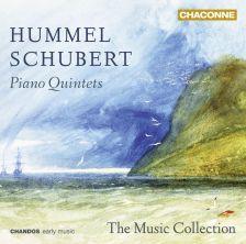 CHAN0800. HUMMEL. SCHUBERT String Quintets
