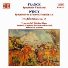 8 550754. French Music for Piano and Orchestra