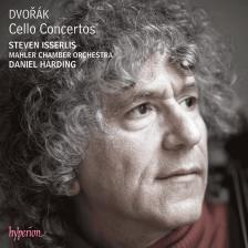 CDA67917 DVOŘÁK Cello Concertos. Stephen Isserliss