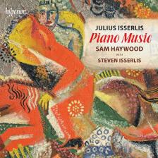 CDA68025. ISSERLIS Piano Music. Sam Haywood