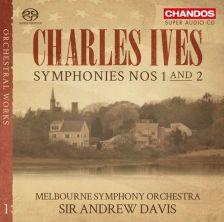 CHSA5152. IVES Symphonies Nos 1 & 2