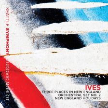 SSM1015. IVES Three Places in New England. New England Holidays