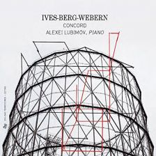 ZZT362. IVES; BERG; WEBERN Concord
