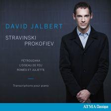 ACD2 2684. PROKOFIEV; STRAVINSKY Transcriptions for Piano