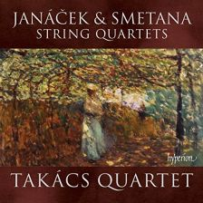 CDA67997. JANÁČEK; SMETANA String Quartets