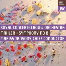RCO13002. MAHLER Symphony No 8. Jansons