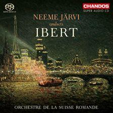 CHSA5168. Neeme Järvi conducts Ibert