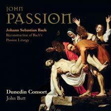 JS BACH St John Passion BWV2458