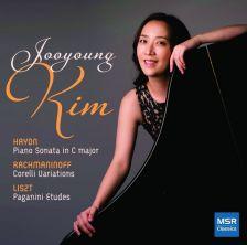 MS1636. RACHMANINOV Variations on a Theme of Corelli LISZT Paganini Etudes